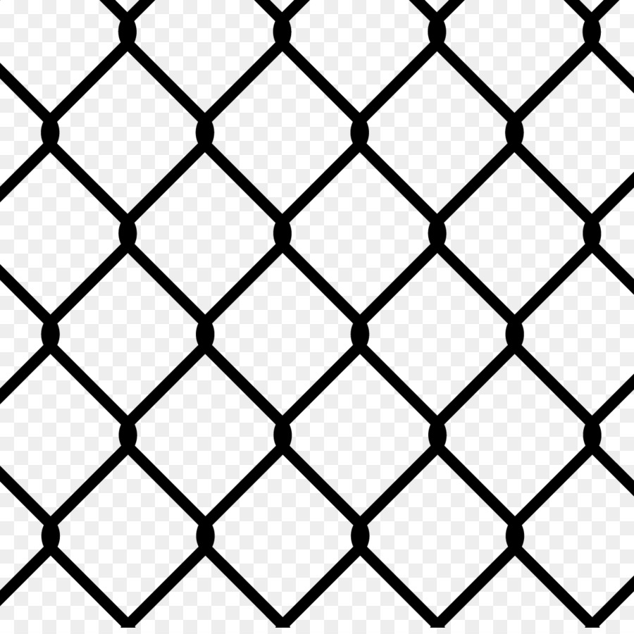 Barbed wire Perimeter fence Chain-link fencing Mesh - Fence png ...