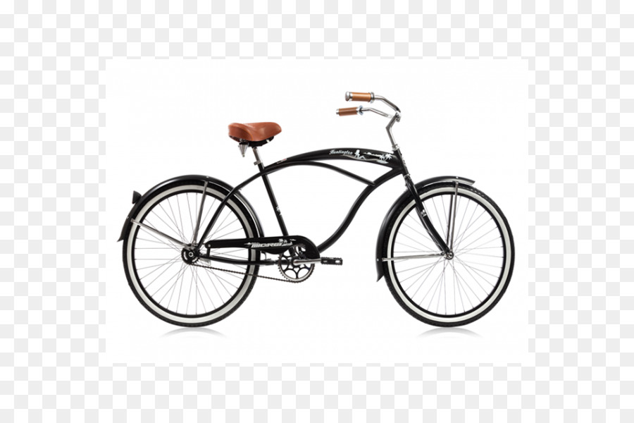 Cruiser bicycle Cycling Motorized bicycle - Bicycle png download ...