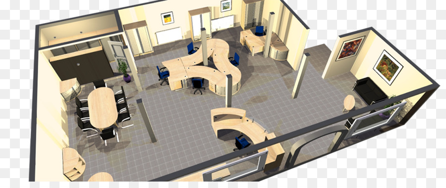 3D Floor Plan Office   Design Png Download   982*400   Free Transparent 3D  Floor Plan Png Download.