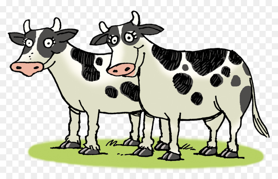Dairy Cattle Ox You Have Two Cows Clip Art Sheep Png
