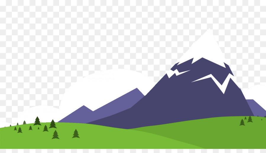 Fondo de escritorio de Montaña Clip art - la montaña Formatos De ...