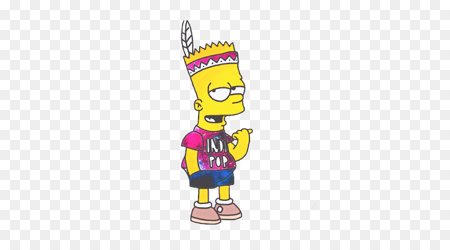 Bart Simpson Homer Simpson Desktop Wallpaper Mobile Phones - Bart Simpson png download - 500*500 - Free Transparent Bart Simpson png Download.