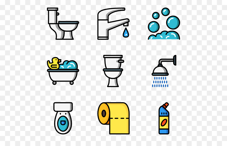 Object Bathroom Computer Icons Clip Art Others Png Download 600