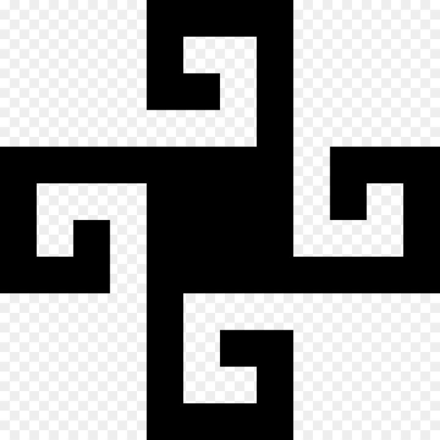 Swastika Symbol Cross Wikipedia Buddhism Aztec Png Download 970