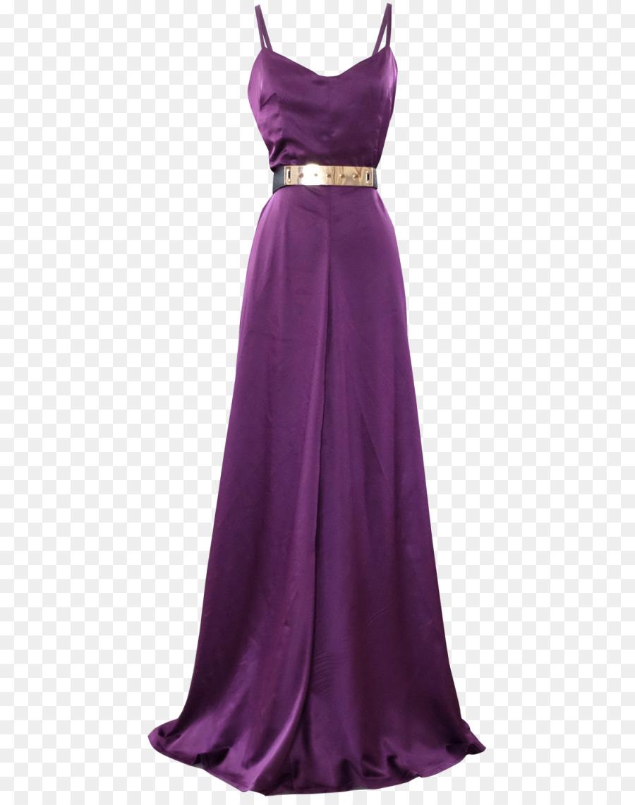 Púrpura Vestido de Satén vestido de Cóctel - morado Formatos De ...
