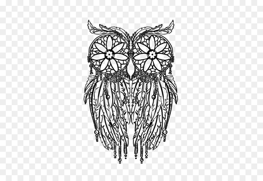 Dreamcatcher More Eclectic Owls: An Adult Coloring Book Mandala ...