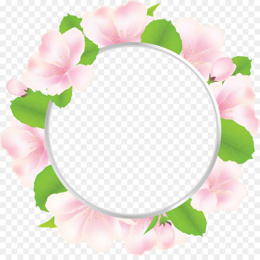 Pétalo de diseño Floral de las Rosáceas Marcos de la Rosa - oval ...