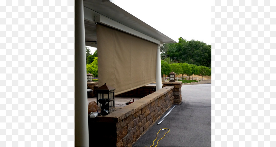 Window Roof Awning Patio Wall   Tiki Hut