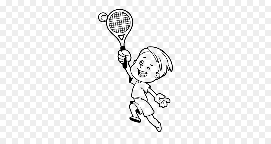 Pelotas de tenis de Deporte para Colorear libro - tenis png dibujo ...