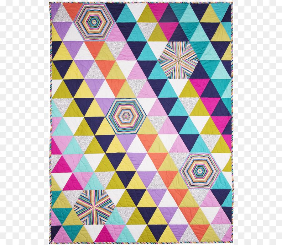 Quilt Textile Nähen Baumwolle Muster - andere png herunterladen ...
