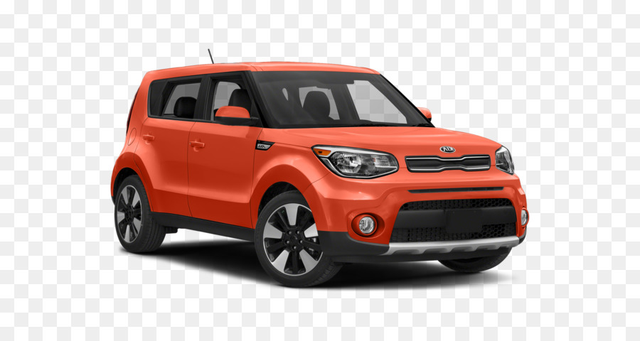 Kia Motors 2018 Soul Plus Compact Car