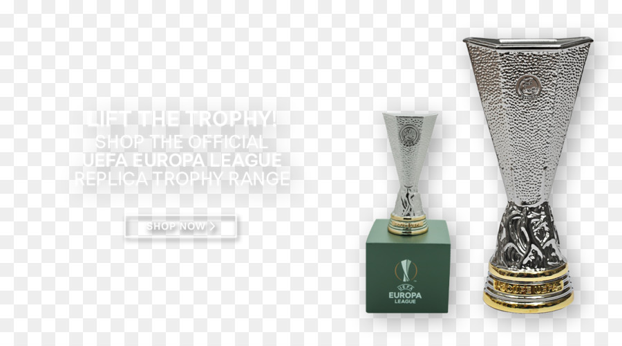 UEFA Europa League Champions Super Cup Trophy