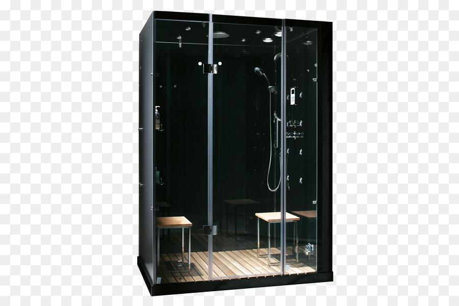 Hot tub Steam shower Sauna Bathtub - shower png download - 800*600 ...