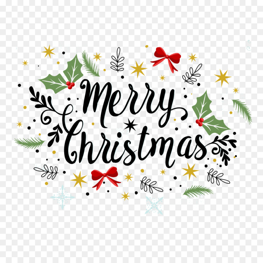 Christmas Greeting Note Cards Clip Art Merry Christmas Png
