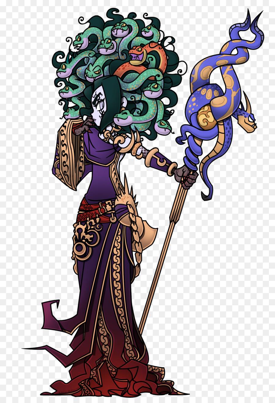 Medusa Kid Icarus Uprising Fan Art
