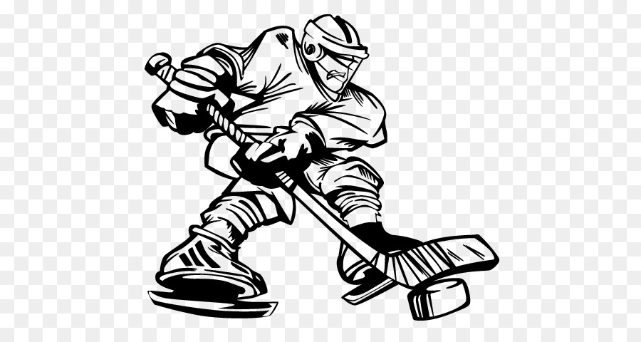 Ice hockey Drawing Field hockey Coloring book - hockey png download ...
