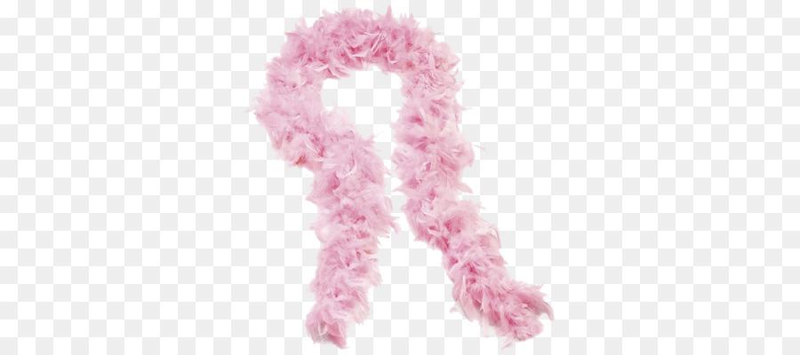 Miss Piggy boa de Plumas fiesta de Disfraces Vestido de Bufanda ...
