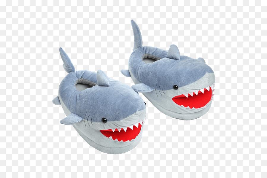 Slipper Amazon Com Shark T Shirt Pajamas Shark Png Download 600