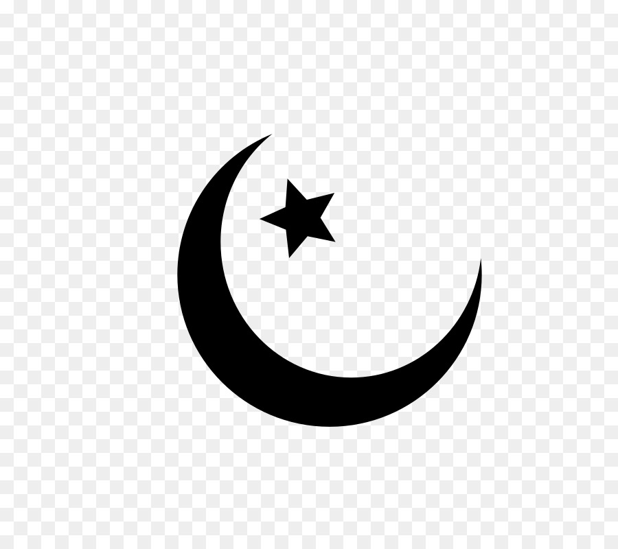 Islam Muslim Symbol Religion Crescent Islam Png Download 566800
