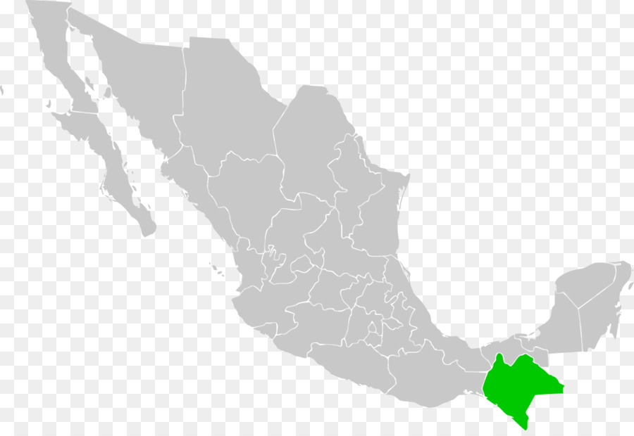 Mexico United States Blank map - united states png download - 1200 ...