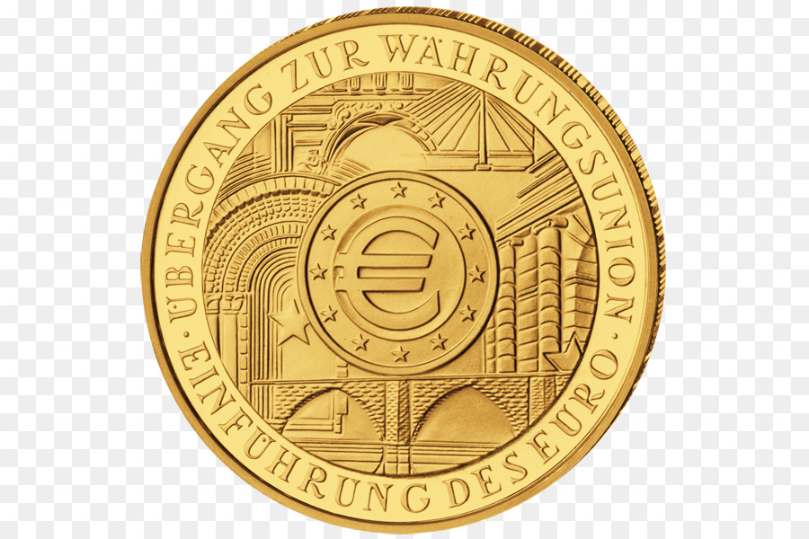 Dollar coin Gold coin Mint - Coin png download - 598*600