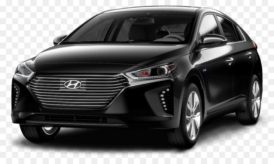2018 Hyundai Ioniq Plug In Hybrid Ev Motor Company Genesis Png 1000 600 Free Transpa