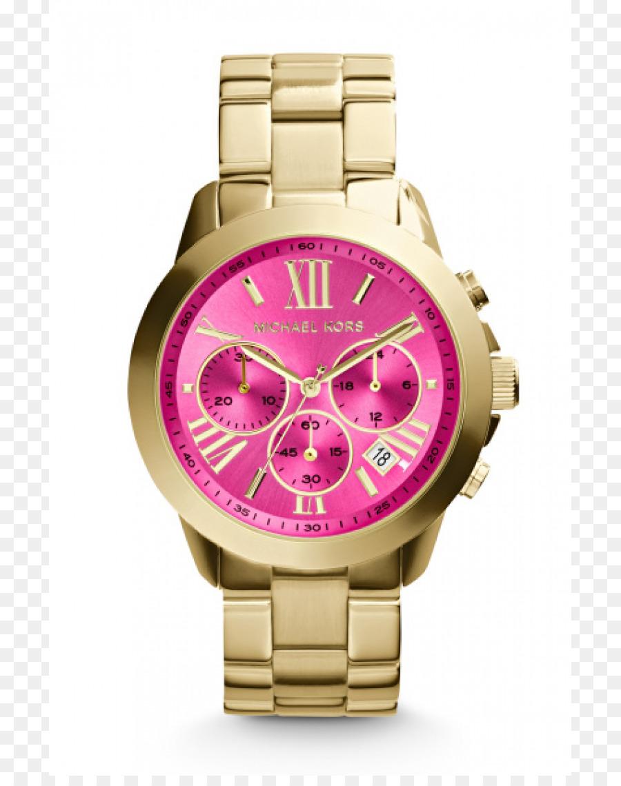 Reloj Michael Kors de las Mujeres Bradshaw Cronógrafo de la Marca Michael  Kors Slim Runway - 5c2bbac8de