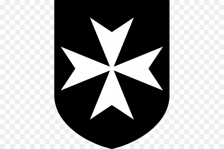 Maltese Cross Knights Hospitaller Sovereign Military Order Of Malta