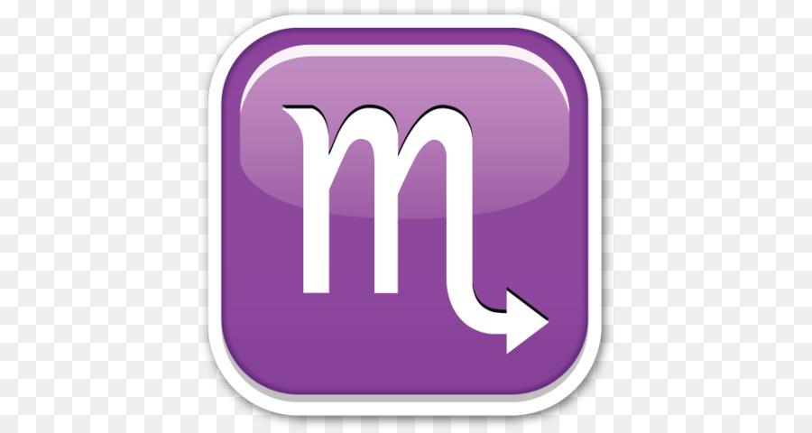 Scorpio Emoji Sticker Zodiac Capricorn Emoji Png Download 471