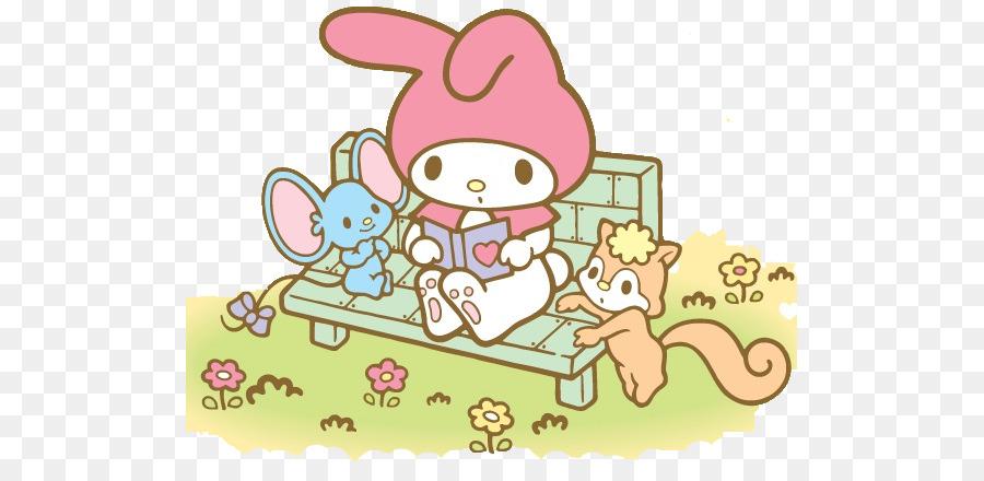 My Melody Hello Kitty Sanrio Desktop Wallpaper