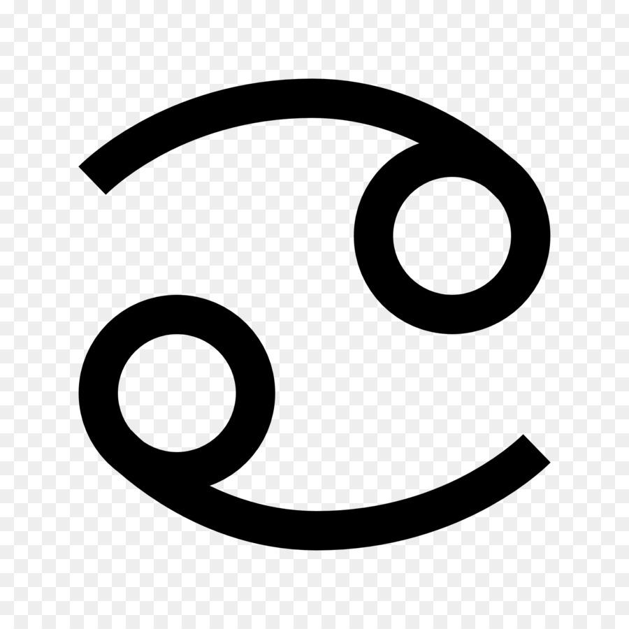 Computer Icons Cancer Symbol Astrological Sign Clip Art Half Moon