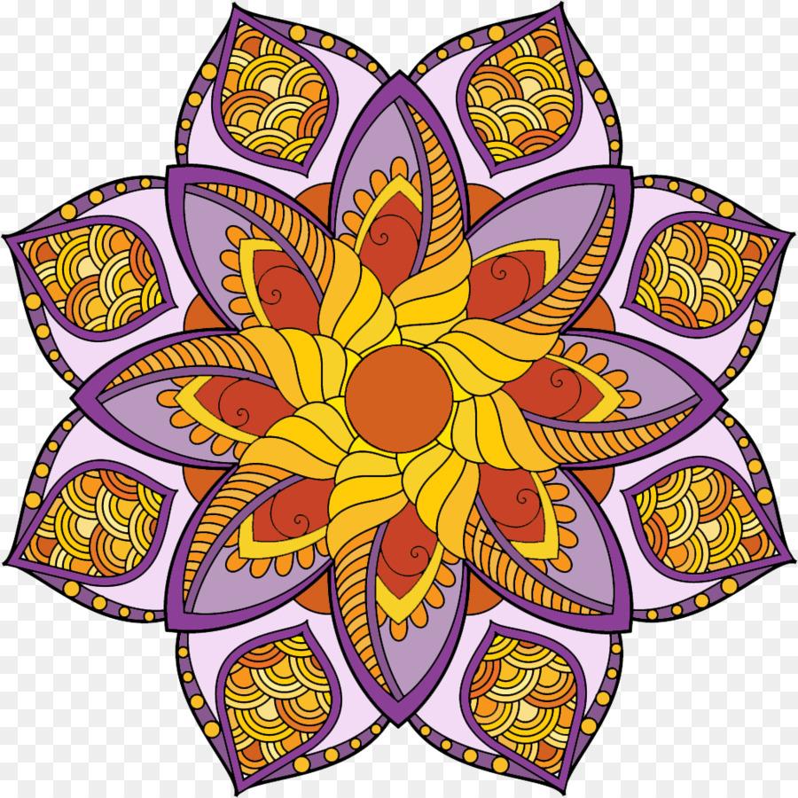 Kitap Boyama Sayfaları Uygulamalar Mandala Boyama Mandala Boyama