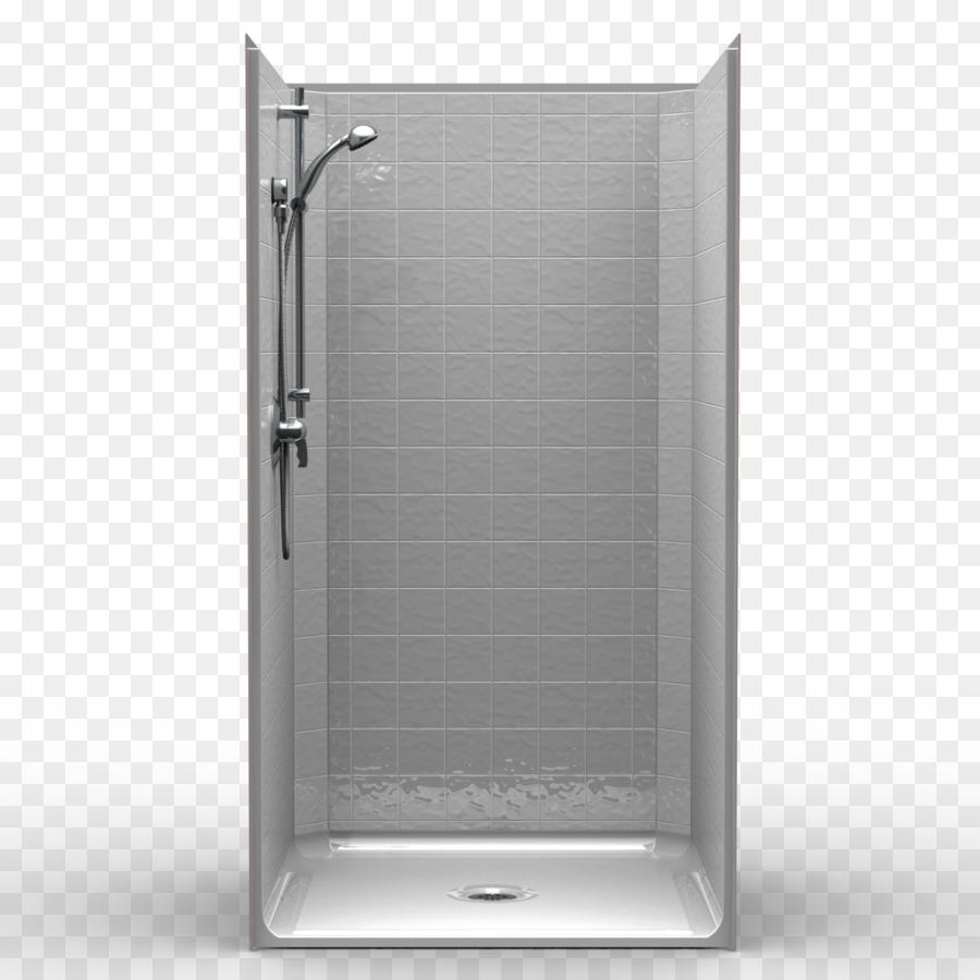 Steam shower Bathtub Bathroom Disability - barrier png download ...