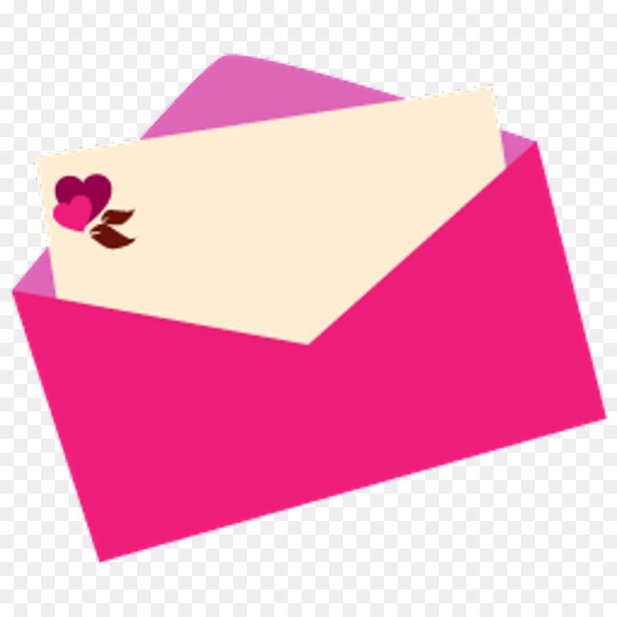 Carta de amor Romance Iconos de Equipo - Acuarela De La Invitación ...