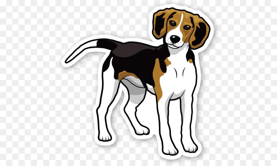 Beagle Basset Hound Cartoon Clip art - puppy png download ... (900 x 540 Pixel)