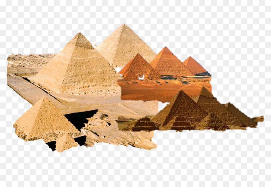 Great Pyramid Of Giza Pyramid png download - 882*606 - Free
