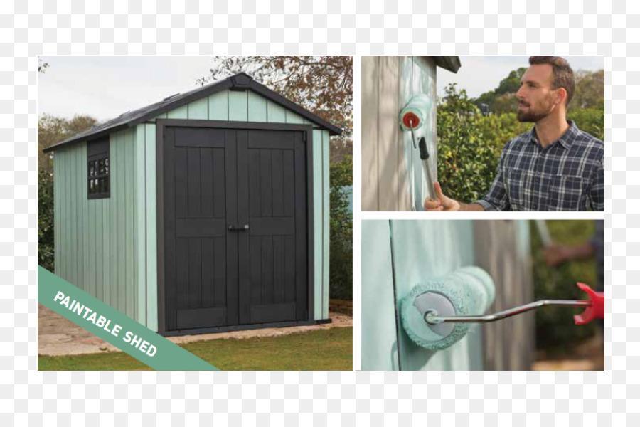 Abri de jardin Shed Garden Keter Oakland Wood - others png download ...