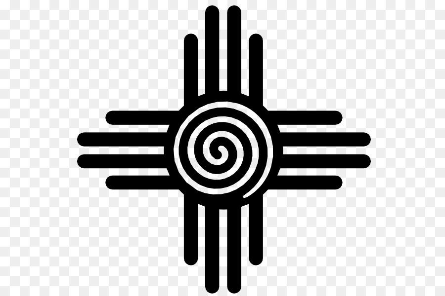Zia Pueblo Zia People Solar Symbol Navajo Symbol Png Download