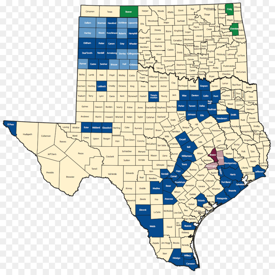 Texas Panhandle Excel-Title Group, LLC - Amarillo Map Company ...