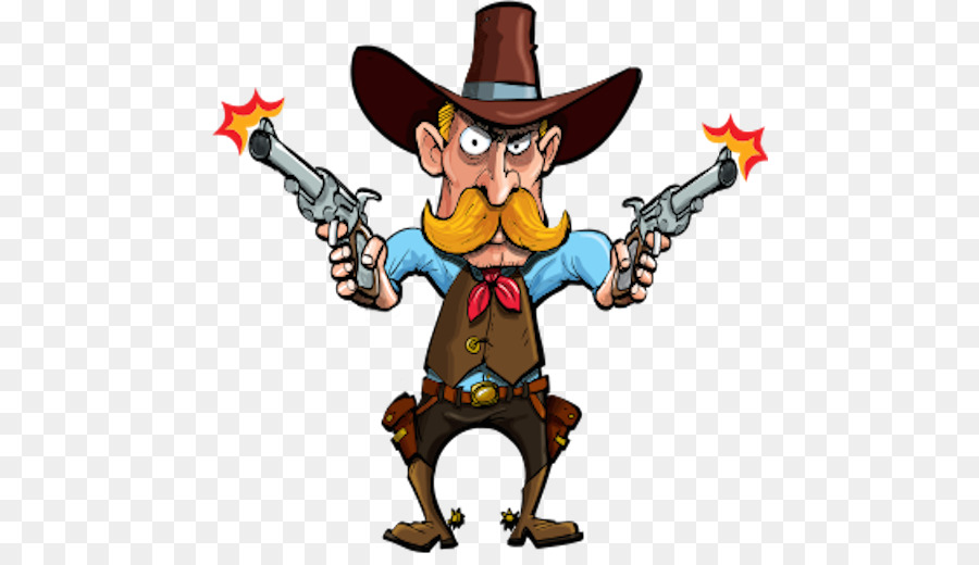 3ba66bfa32dbc Cowboy Cartoon Western American frontier - others png download - 512 ...
