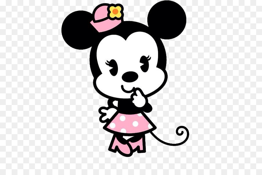 Minnie Mouse De Disney Cuties Daisy Duck Puntada De Mickey Mouse ...