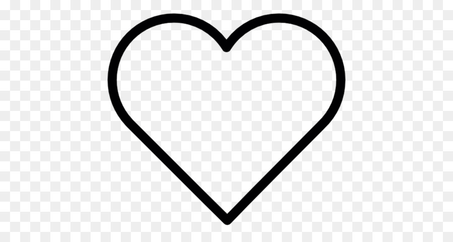 Heart Symbol Computer Icons Heart 1200630 Transprent Png Free