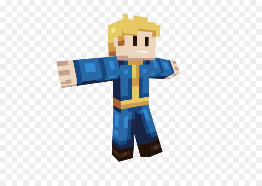 Minecraft Pocket Edition Fallout 4 Mod Pixel Art Minecraft Png