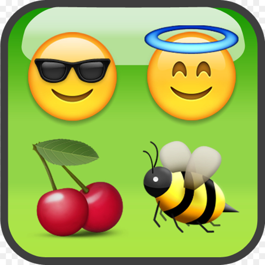 Bee Emoticon png download - 1024*1024 - Free Transparent Bee png