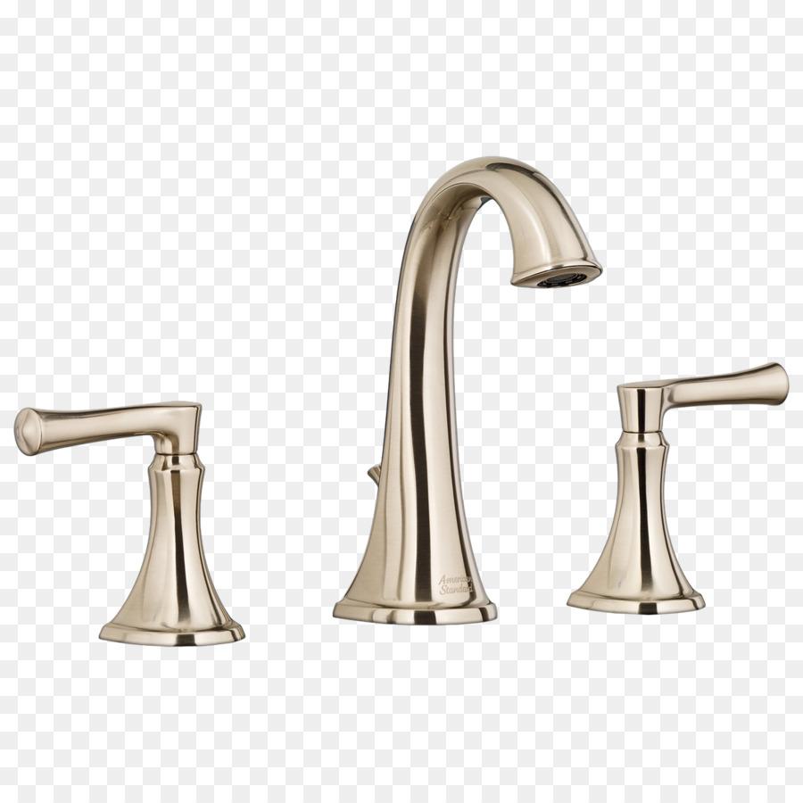 Tap Bathroom Sink American Standard Brands Bathtub - faucet png ...