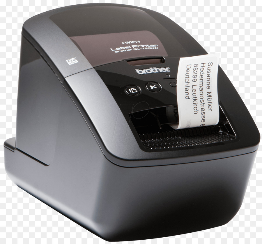 Etiketten Drucker Brother Industries Laptop Drucker Png