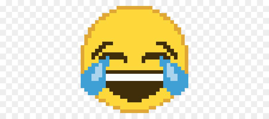 Minecraft Pixel Art Face With Tears Of Joy Emoji   Minecraft