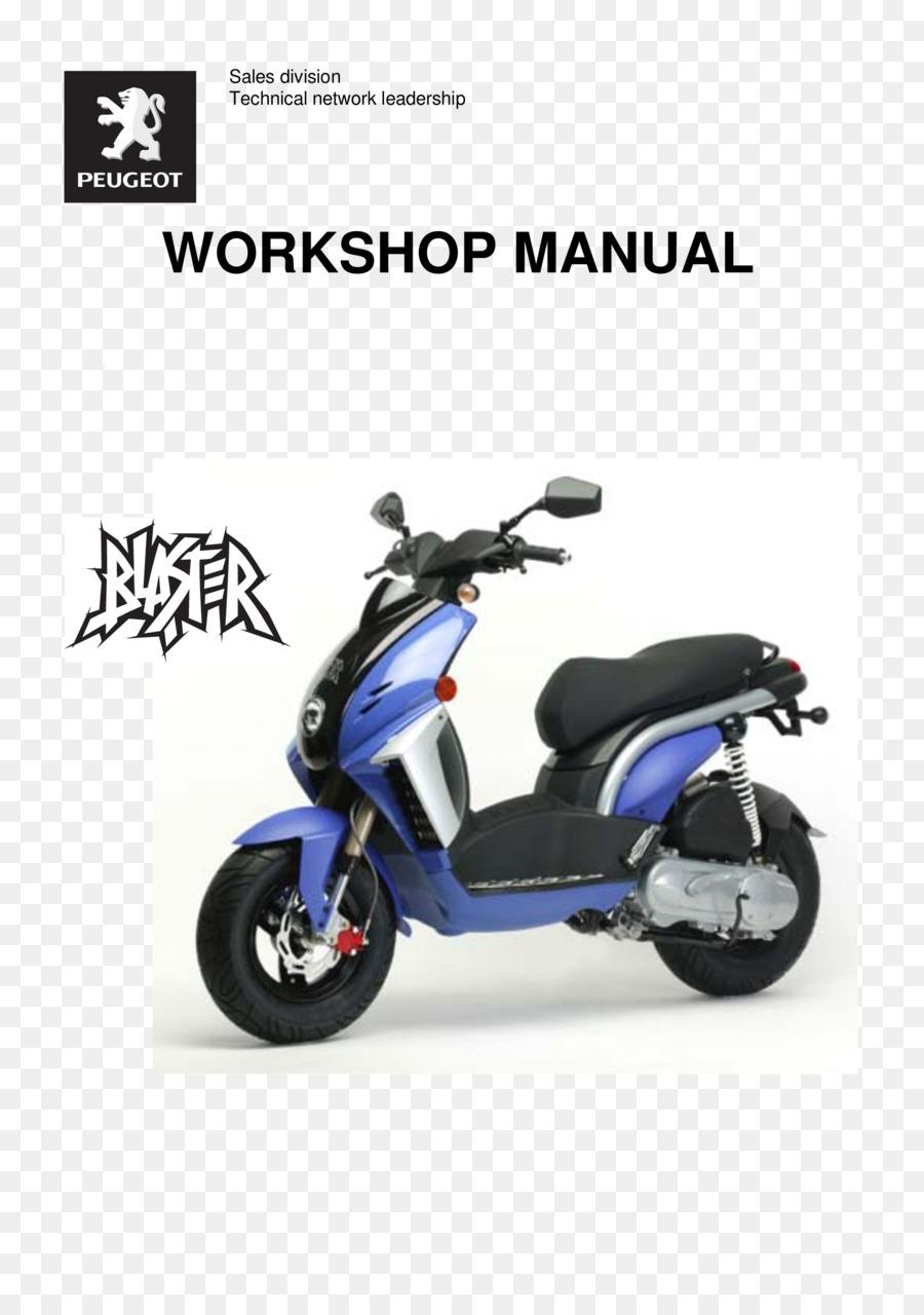 скутер peugeot инструкция