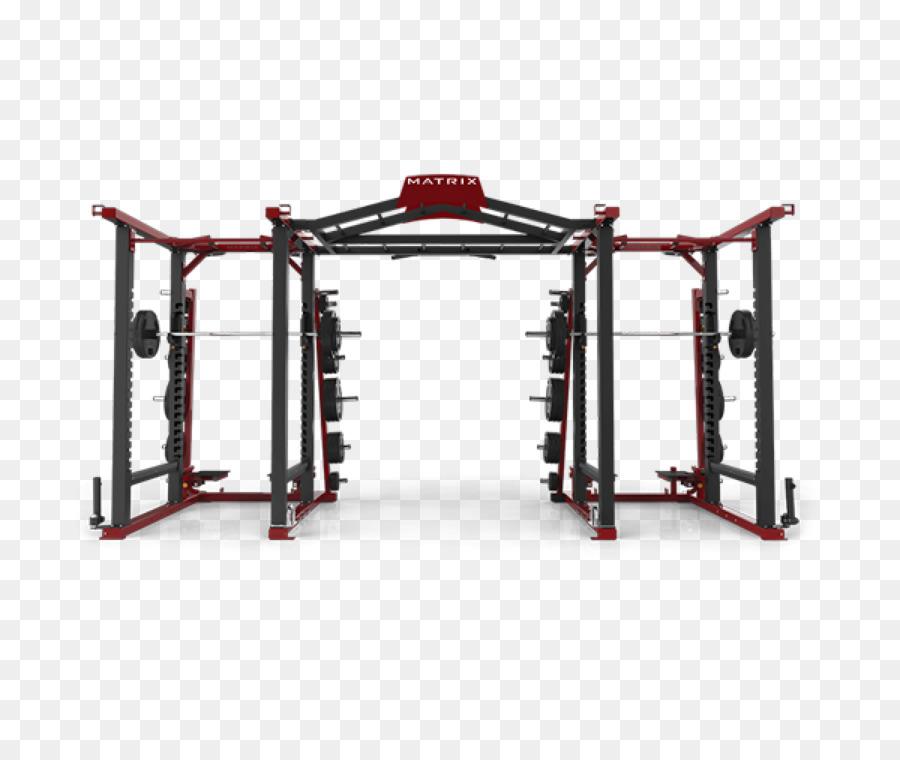 Rack de potencia Gimnasio de entrenamiento con pesas el ...