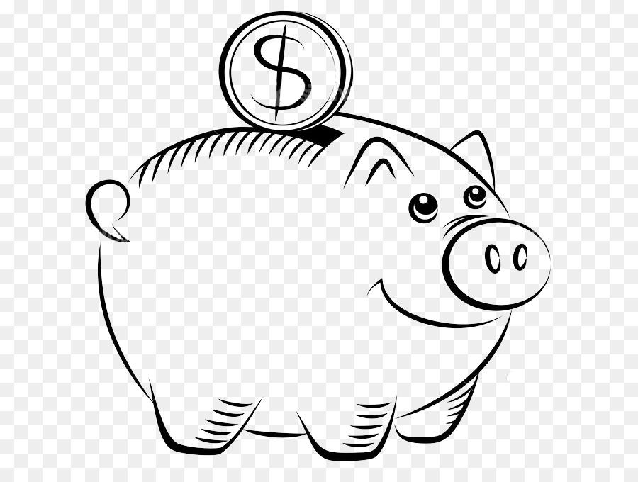Piggy Bank Drawing